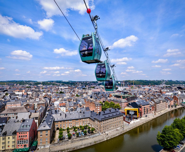 Un nouveau contrat pour l'Office du Tourisme de la Ville de Namur